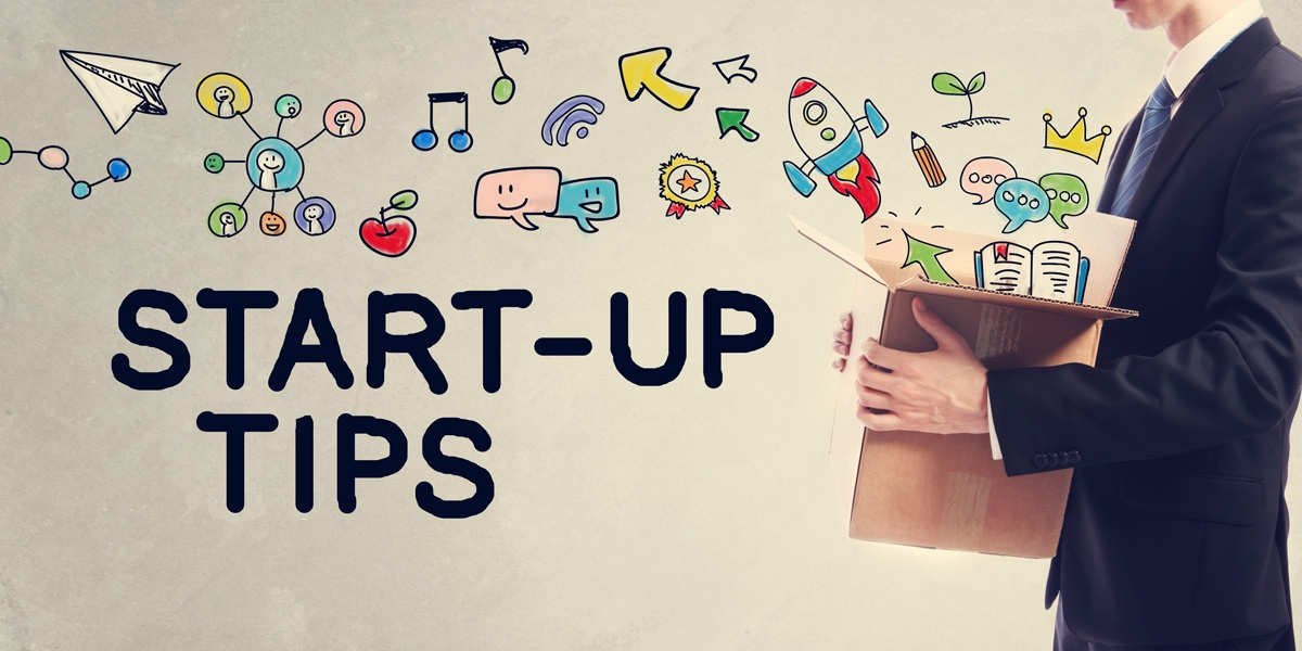 Powerful Startup Tips