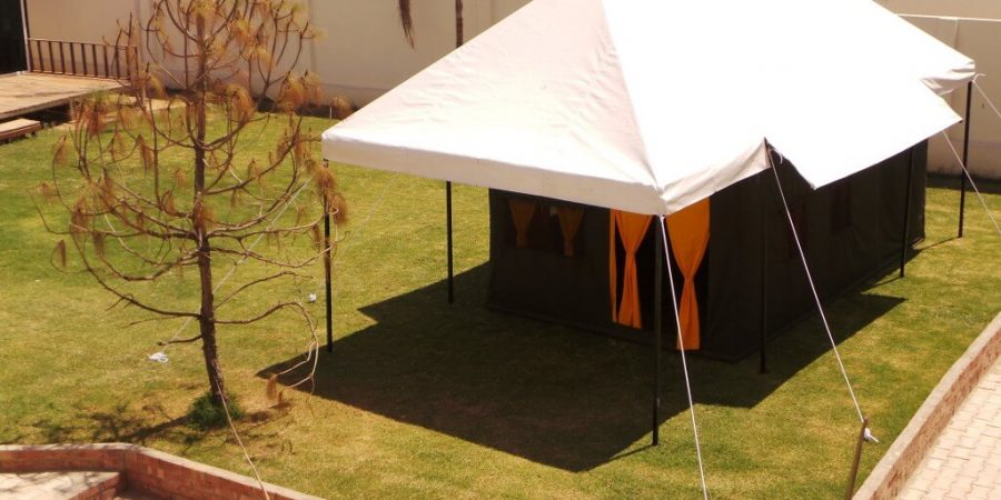 Experience Your Stay in Luxurious Tents with Swiss Tent Manufacturers