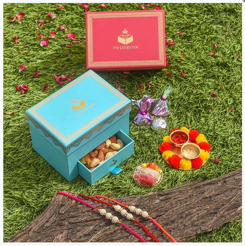 rakhi and rakhi gift hampers