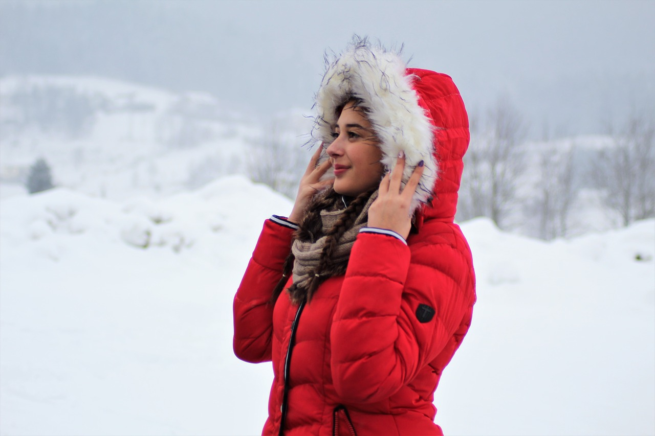 Winter Jacket For womens