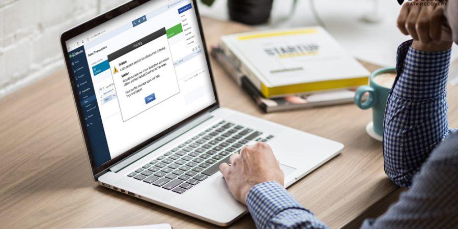 QuickBooks File Doctor- Repair Company file Damage Error