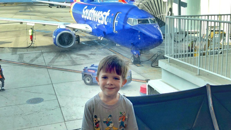 All that You Need to Know About Flying Southwest Airlines with Kids