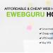 Best Cloud Dedicated Server In India Godaddy Or eWebguru?