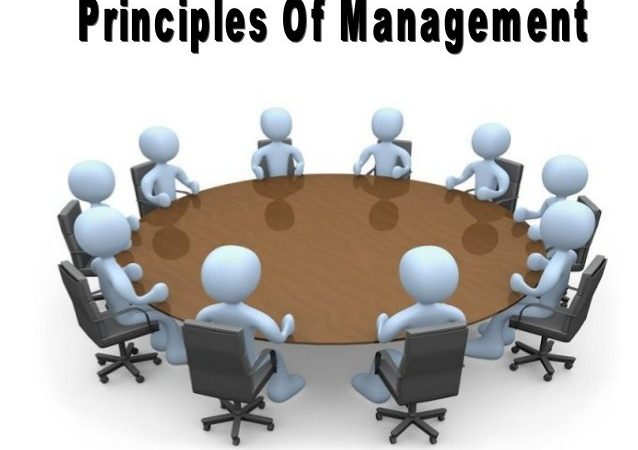 An Overview of the Principles of Management