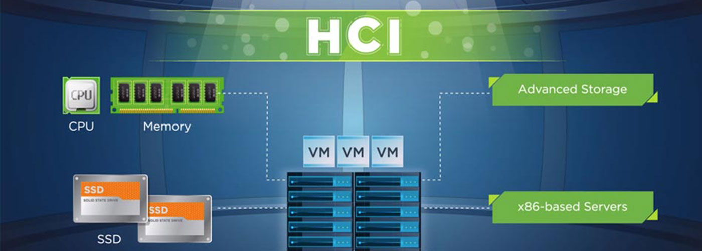 3 Things to consider while moving to a hyperconverged structure