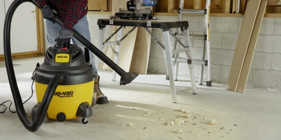 How To Choose A Good Wet and Dry vacuum cleaner