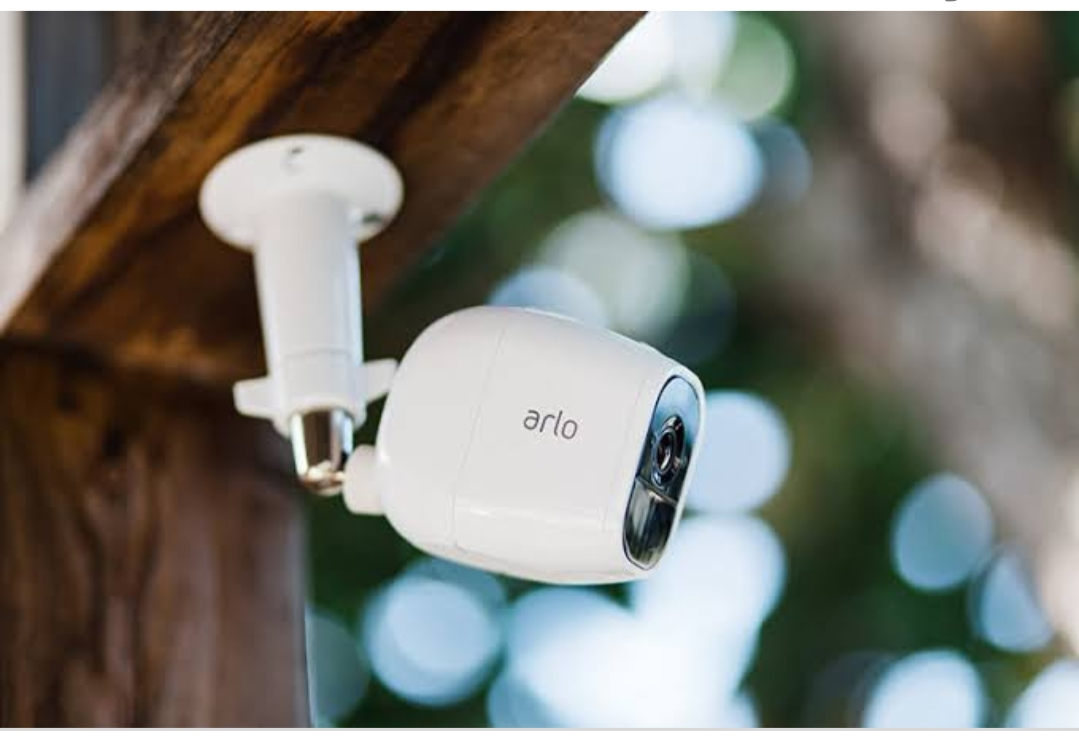 My Arlo Security Camera