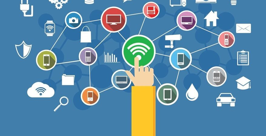 The upcoming trends in the internet of things