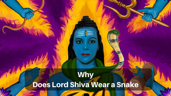Why does Lord Shiva Wear a Snake Around his Neck?