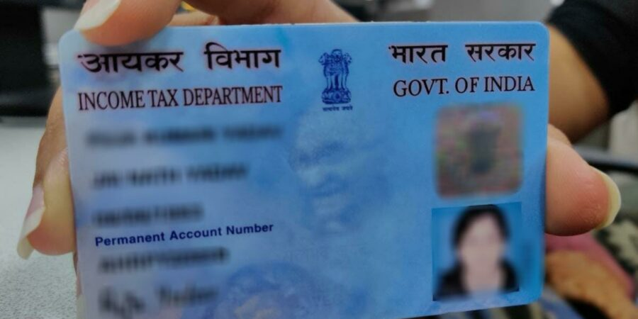 Lost Your PAN Card? Apply For Duplicate PAN Card Online