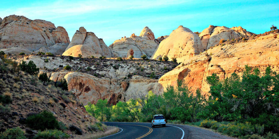 Greatest Day Trips From Las Vegas