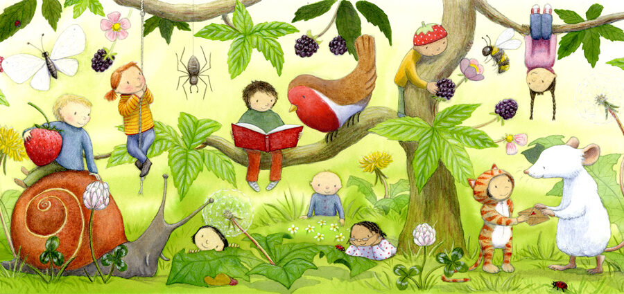 How to find the right children's books illustrator?