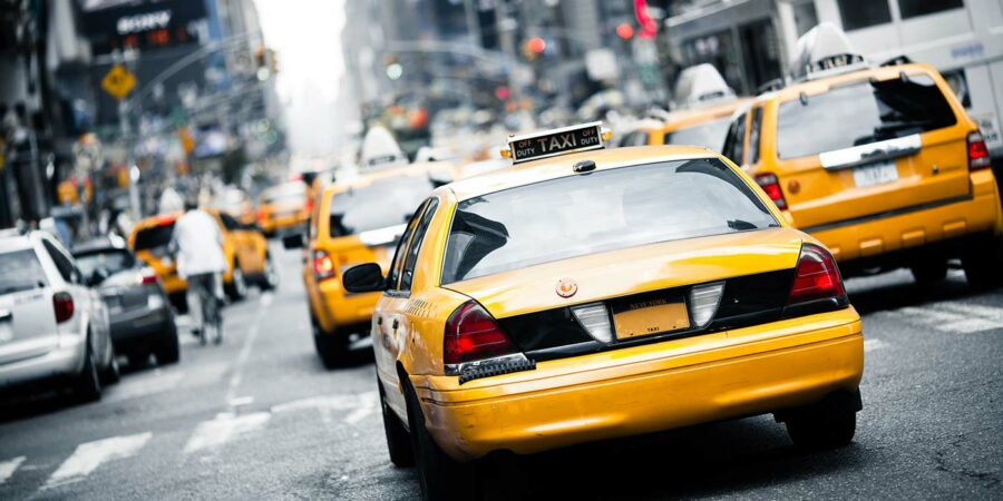 The reliable low cost of taxi fare