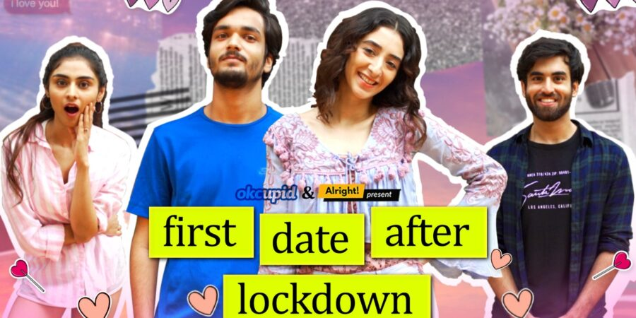 When to take dating from lockdown real life?
