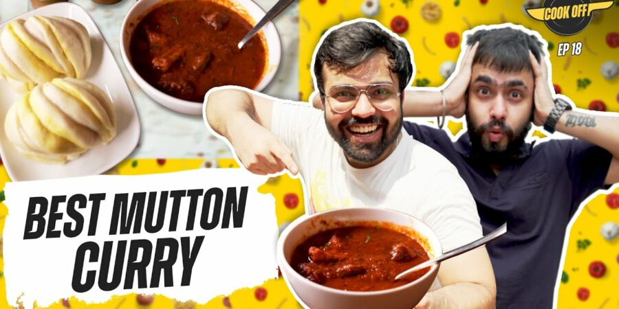 Why to cooking Mutton Curry Cooking Challenge recipe?