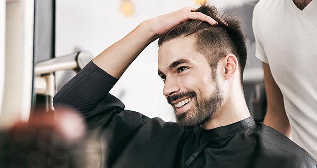 Get the best kind of hairstyle which is suitable for your face