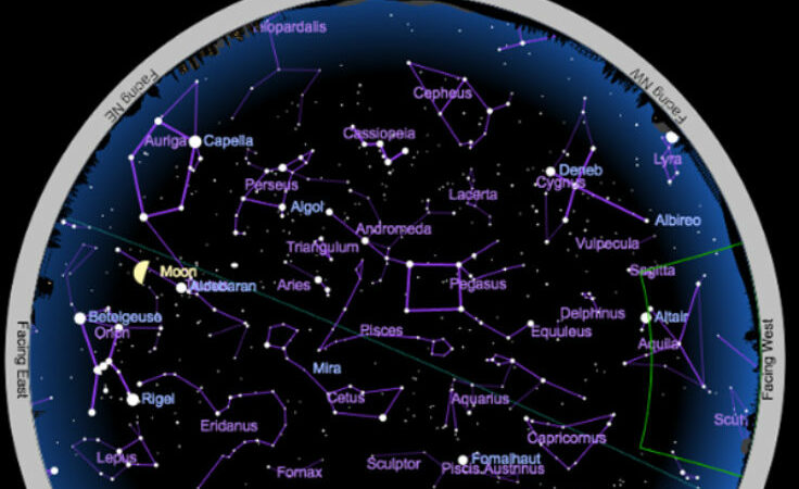 Keep Your Loved One's Memory Alive With Beautiful Star Maps