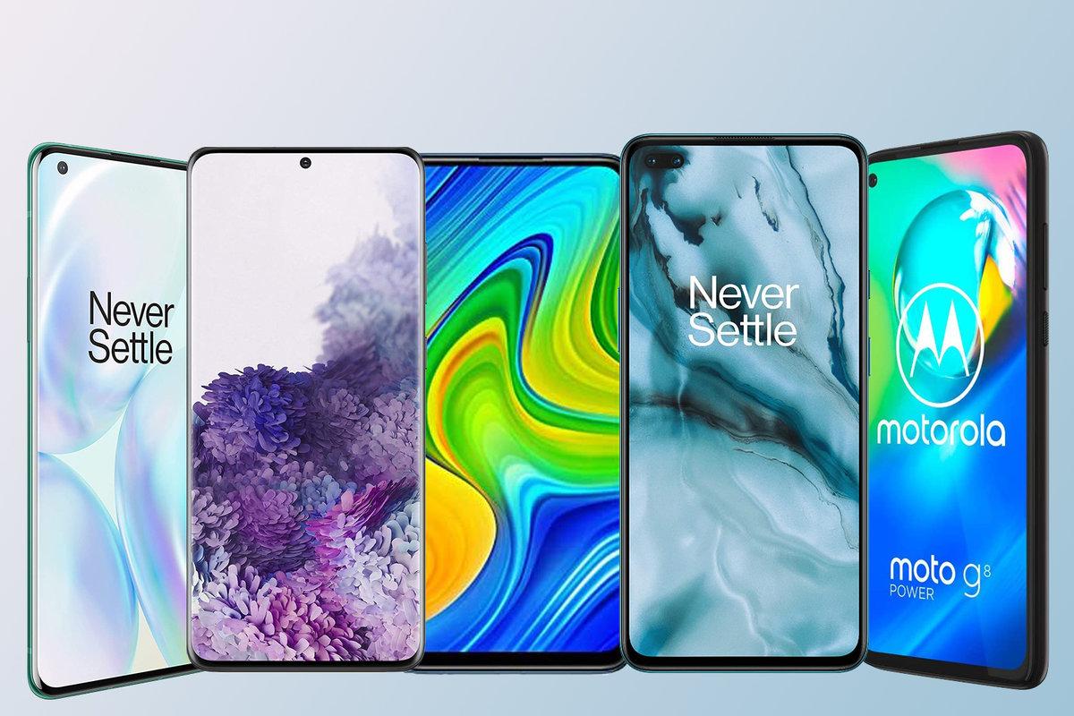 Indian made smartphones