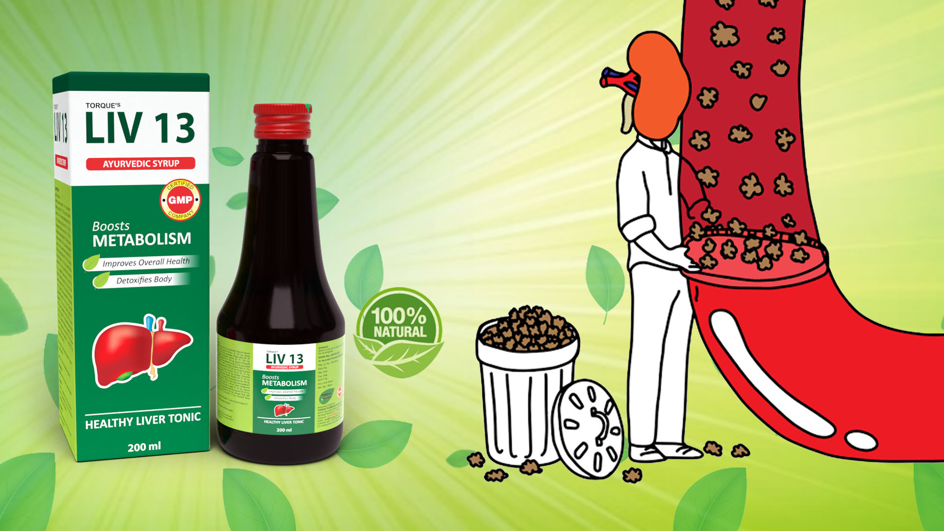ayurvedic tonic for fatty liver