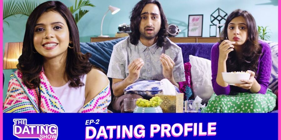What are the useful tips for men's dating profiles?