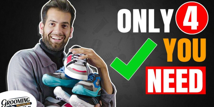 How men should have a shoe collection for every occasion?