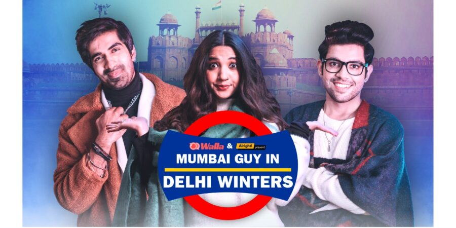 Stay Tune to Watch Endless Videos about Delhi Winter From Alright Channel