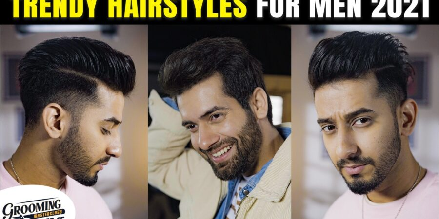 How to learn trend men's hairstyles easily?