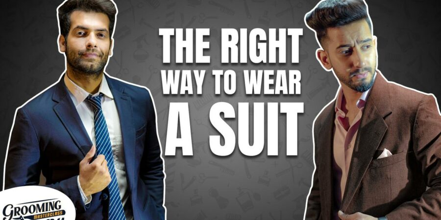 Why we watch how to wear suits for men episode?