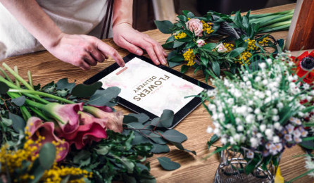 How online flower delivery create a true bonding