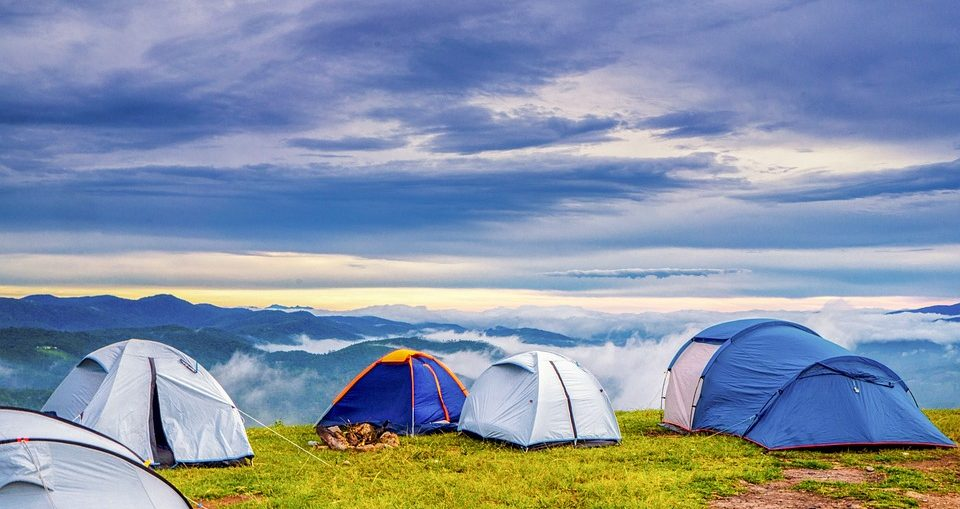 How you can enjoy camping?