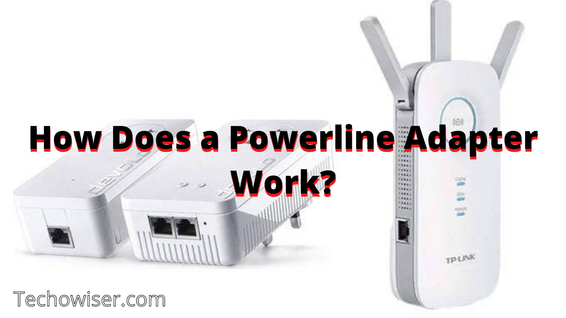 How Does a Powerline Adapter Work?