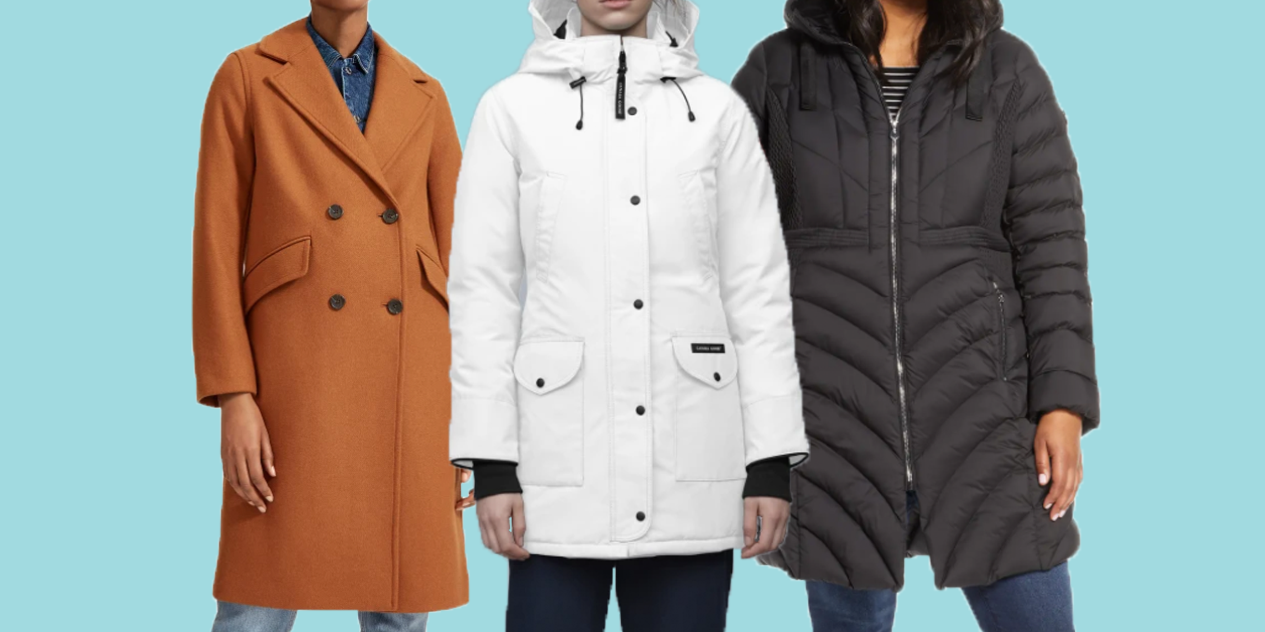 Why shop the best thermal long coats and jackets for individuals in the wintertime?