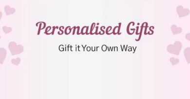 best personalised gifts UK