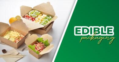 edible packaging