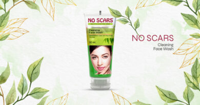 facewash with neem extract