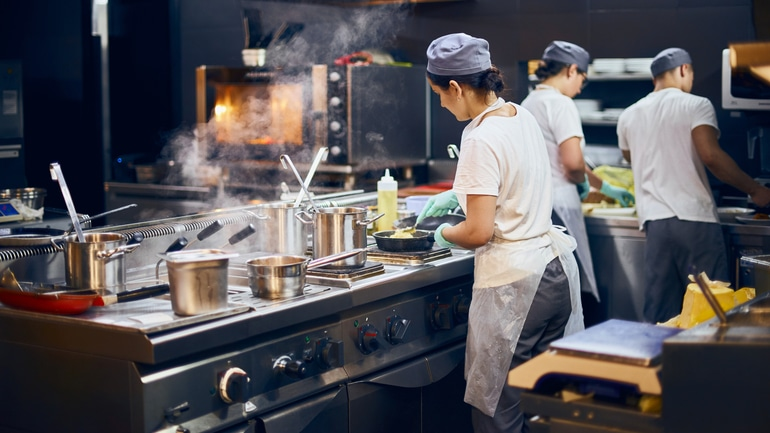 How to Design A Commercial Kitchen For Your Restaurant