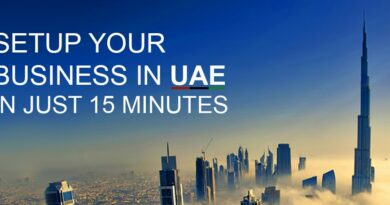 Starting a Business in UAE