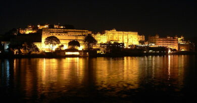 5 Attractions in Udaipur