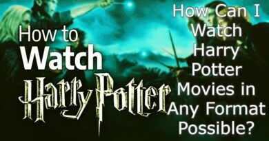 watch harry potter movies in order
