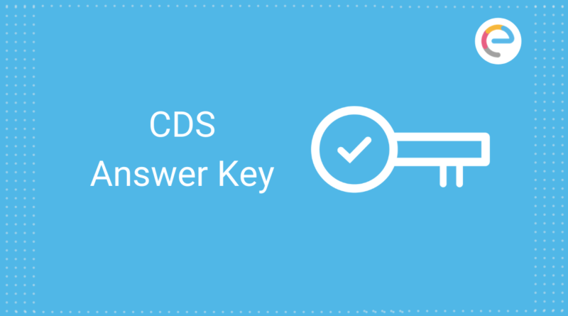 How are CDS marks calculated for the written & SSB Interview?
